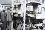 Stellwagenbüro am Marktplatz