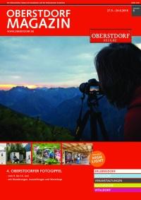 Oberstdorf Magazin 06/2016