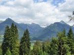 Blick vom Bergkristall