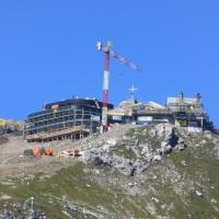 Gipfelstation Umbau