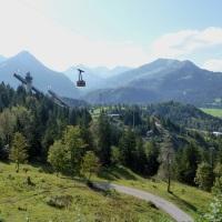 Nebelhornbahn und Erdinger Arena