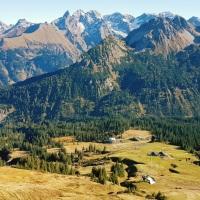 Ausblick vom Fellhorn