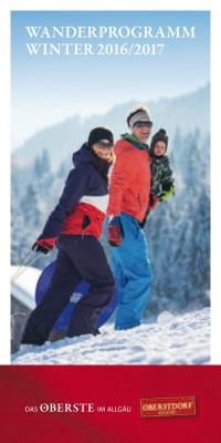 Winterwanderprogramm