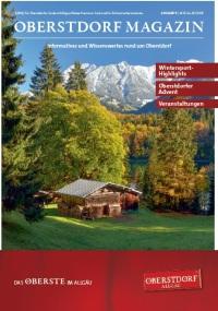 Oberstdorf Magazin 11/16