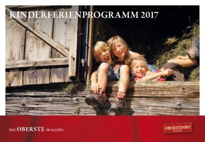 Titel Kinderferienprogramm