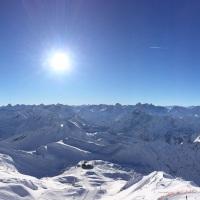 400 Gipfel Blick
