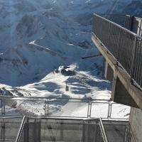 Ausblick vom Nebelhorn