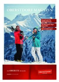 Oberstdorf Magazin 02/2017