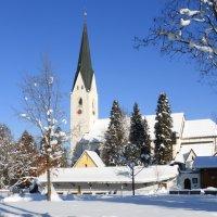 Kath. Kirche am Kurpark
