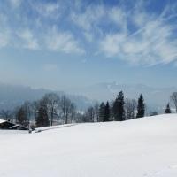 Winterlandschaft am Krappberg