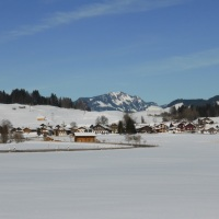 Winterspaziergang nach Rubi