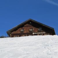 Winterwanderung zur Gaisalpe (2)