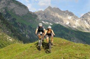Mountainbiketour Oytal