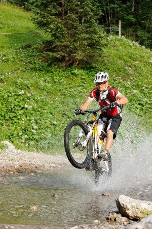Mountainbiketour im Oytal