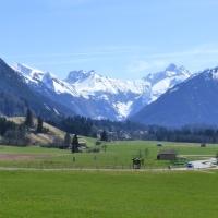 Blick von Rubi auf Oberstdorf