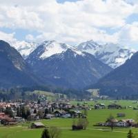 Oberstdorf Panorama (2)