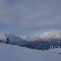 Blick vom Kühberg