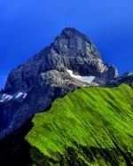 Der Berg - Das Licht (© Winfried Egger)
