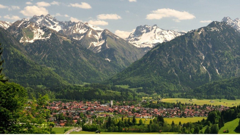 Juni Oberstdorf