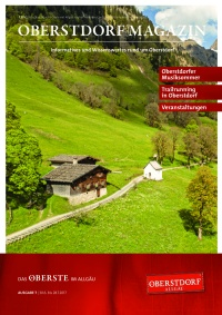 Oberstdorf Magazin 07/2017