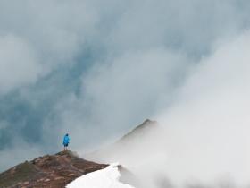 Nebel am Rauheck