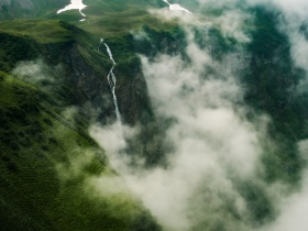 Wasserfall im Oytal