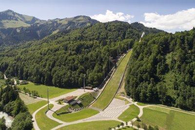 Skiflugschanze Arena