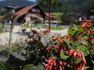 Rubinger Dorfplatz