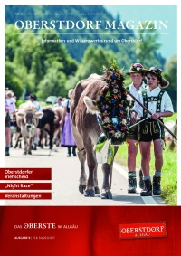 Oberstdorf Magazin 09/2017
