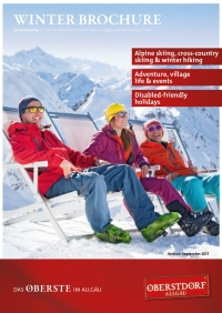 Winter Brochure Titel