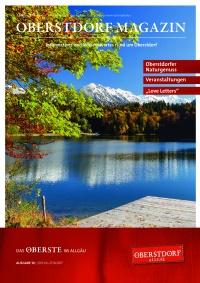 Oberstdorf Magazin 10/17