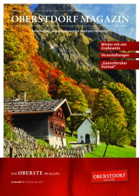 Oberstdorf Magazin 11/2017