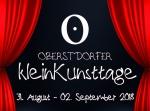 Logo Kleinkunsttage rechteckig 2018