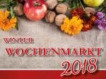 Winterwochenmarkt Logo 2018