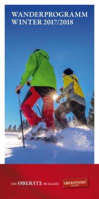 Winterwanderprogramm Titel