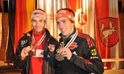 Michael Neumayer und Johannes Rydzek