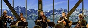 Fellhorrngipfel, Exquisite Musiktage, Hotel Exquisit