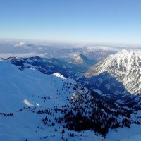 Ausblick Nebelhorn