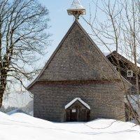 Kapelle im Rohrmoos