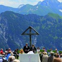 Berggottesdienst Fellhorn