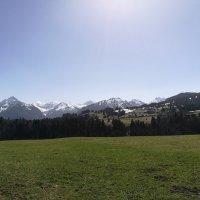 Ausblick nach Kornau