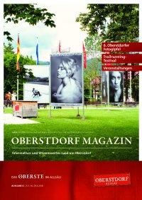 Oberstdorf Magazin 06/2018