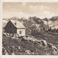 Mindelheimer Hütte um 1930 (DAV Mindelheim)