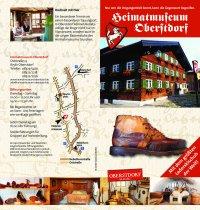 Flyer Heimatmuseum