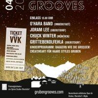 Gruben Grooves 2018