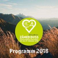 Zämed duss Festivalbroschüre 2018
