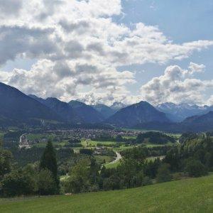 Ausblick vom Jägersberg