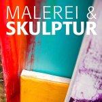 Malerie und Skulptur