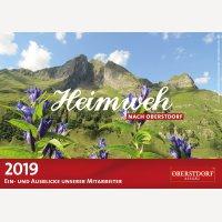 Oberstdorf Kalender 2019