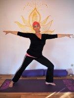 Yoga und Meditation mit Petra Schätzler